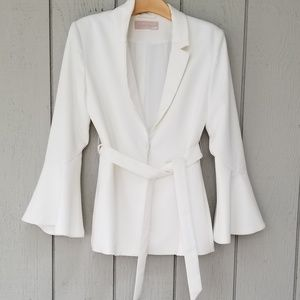 Keepsake | Flared Sleeve Jacket